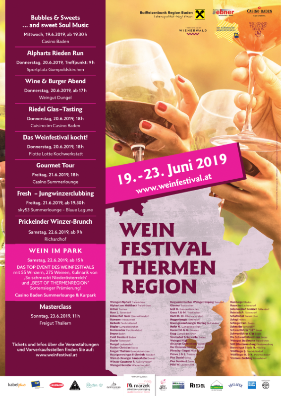 Wein Festival Thermenregion